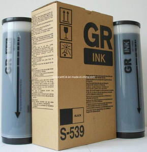 Compatible Gr/Ra/RC Duplicator Ink (GR) for Use in Riso Duplicator
