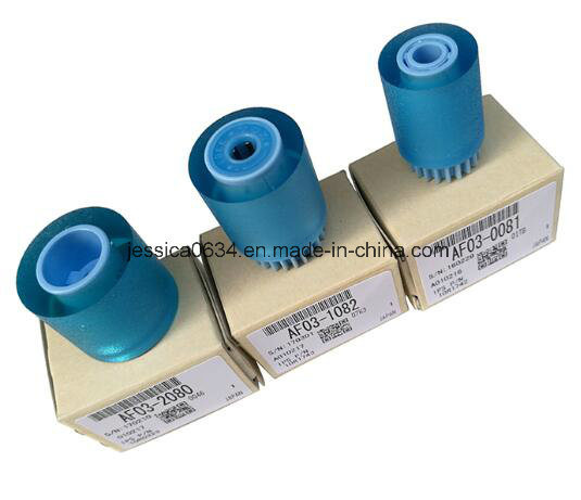 Paper Pickup Feed Roller Af03-0080 Af03-1080 Af03-2080 for Ricoh Aficio MP7500 MP1100 9000 1350 Copier Spare Parts Pickup Roller