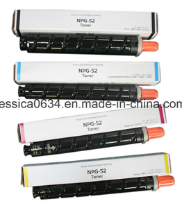 Compatible Canon Gpr-36 Npg-52 C-Exv34 Toner Cartridges for Canon Irc2020/C2025/C2030